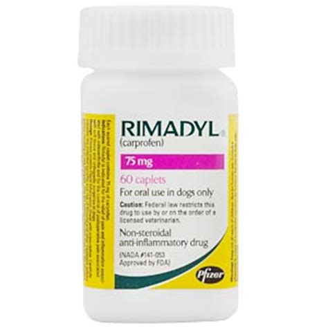 rimadyl 75 mg for dogs many side effects of nsaid painkillers in canines