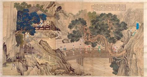 Golden Age Of China Essay by Exhibition A Golden Age Of China Qianlong Emperor 1736 1795 Enfilade