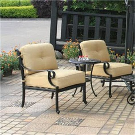 home furniture and patio durable aluminum outdoor
