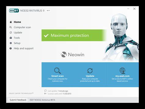 Antivirus Eset Smart Security eset smart security and eset nod32 antivirus 9 beta released