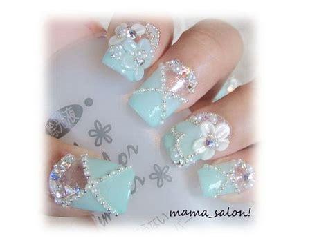 3d Wedding Nails W Swarovski Kuku Palsu Nail Wd0048a 322 best japanese 3d nail images on bling nails nail scissors and nails