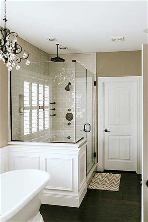 split bathroom design 25 best ideas about master shower on pinterest master