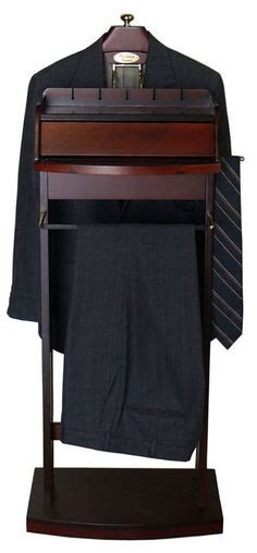 mens valet a s suit valet stand is an essential of furniture for the executive gentleman s
