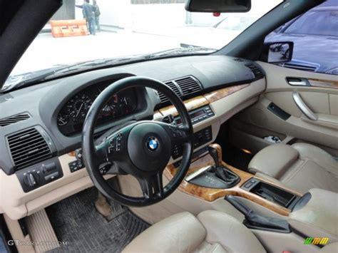 car engine repair manual 2003 bmw x5 interior lighting beige interior 2003 bmw x5 4 4i photo 60484964 gtcarlot com