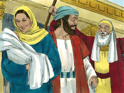 simeon from the bible free bible images simeon and anna meet baby jesus and
