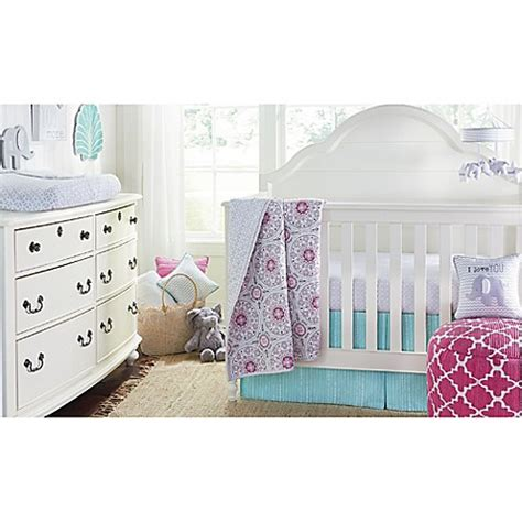 Wendy Bellissimo Mix Match Crib Bedding Collection In Matching Crib And Bedding