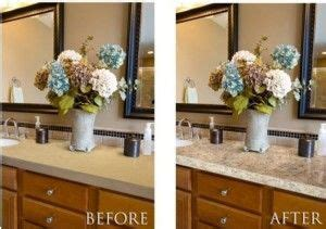 Painting Kitchen Countertops Before And After by Pin By Schell On Diy
