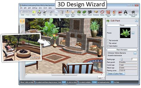 Landscape Design Software From Photo Professional Landscape Design Software Gallery