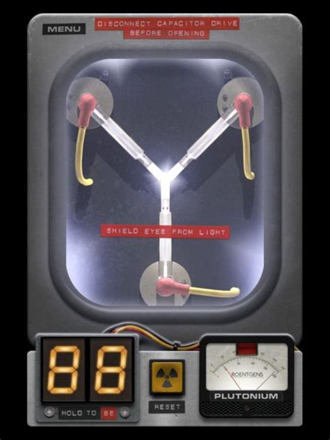 flux capacitor year flux capacitor entertainment