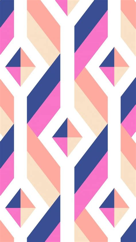 Apple Iphone 6 Geometric Pattern 017 multicolor geometric pattern colorful pattern iphone wallpapers to brighten up your phone tap