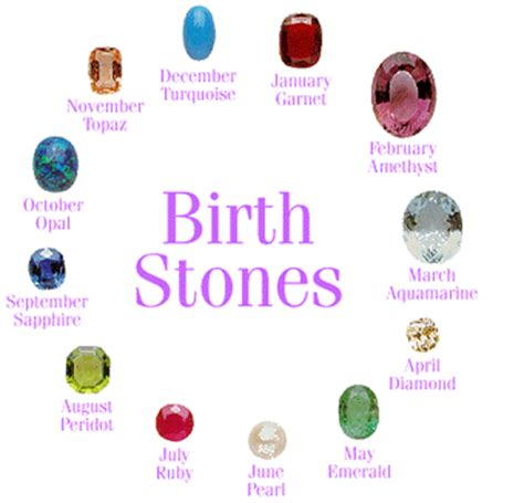 october birth color birthstones gator rocks
