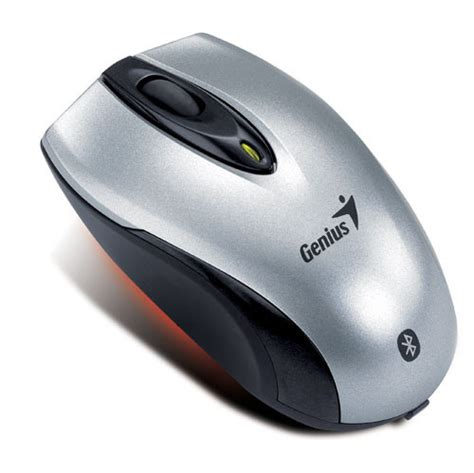 Mouse Bluetooth Genius buy genius navigator 900 bluetooth mini optical mouse sil blk at mighty ape nz
