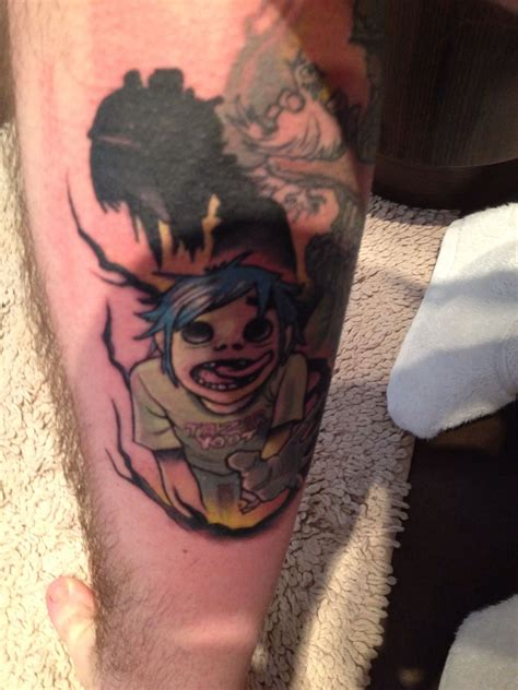 gorillaz tattoo designs gorillaz gorillaz gorillaz