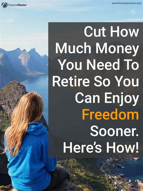 How Much Money Do I Need To Buy A Home by How To Reduce The Savings You Need To Retire By 300 000
