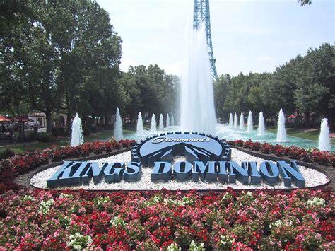 theme park virginia travel vacation planning amusement parks kings dominion