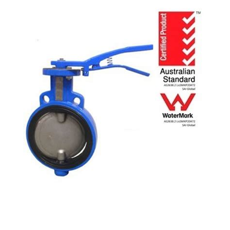 challenger butterfly valves resilient seated butterfly valve wafer dn50 dn300 as4795 1