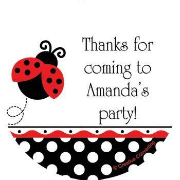 printable bug stickers 76 best images about lady bug birthday printables on