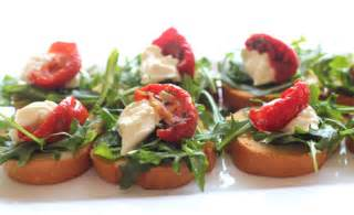 goats cheese toasts recipe christmas recipe