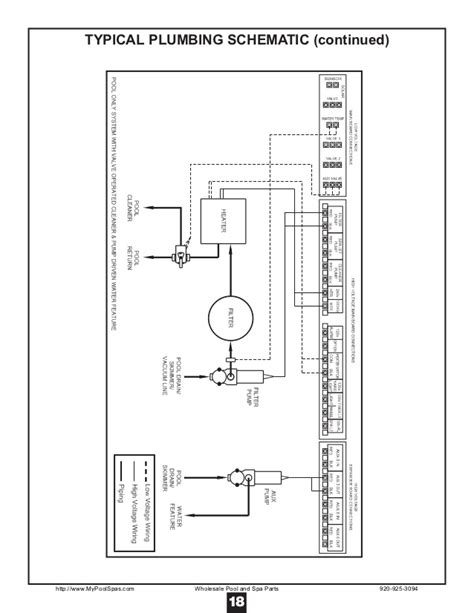 hayward pool wiring diagram aux pool diagram pool