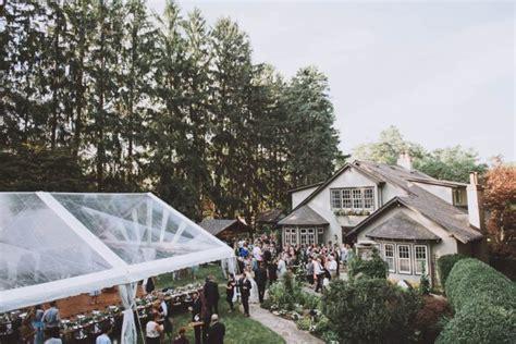 remember the mountain bed enchanting backyard garden wedding in toronto junebug weddings