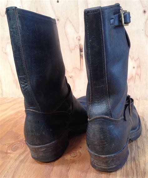 penneys boots vintage engineer boots penney s foremost engineer boots