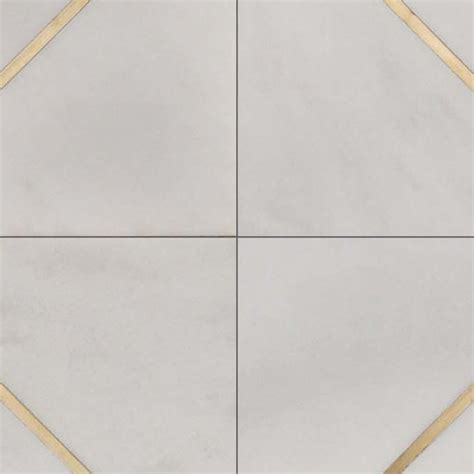 geometric pattern white marble floor tile texture seamless 19334