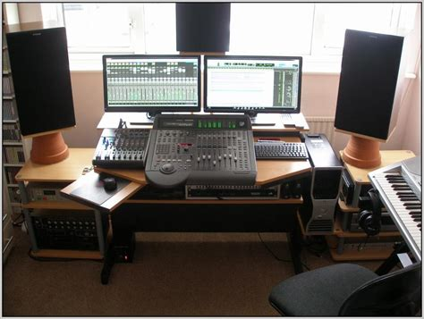 recording studio desk ebay desk home design ideas