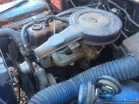 Jeep Transmission Problems 74 Dj5 Transmission Problems