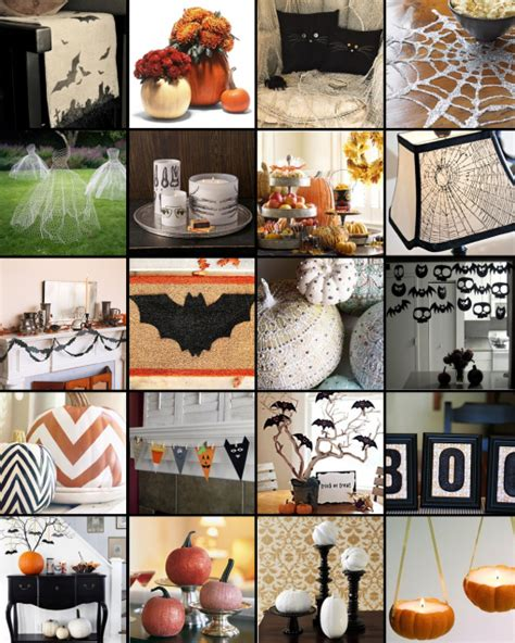 halloween home decor pinterest pinterest wednesday 20 diy decorations for halloween