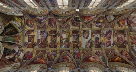 Sistine Chapel Ceiling Layout by 301 Moved Permanently