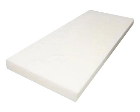 padding for upholstery 4 quot x 30 quot x 72 quot upholstery foam cushion high density seat