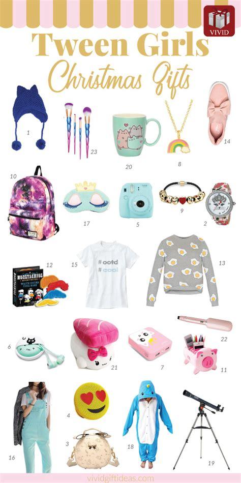 20 best christmas gifts for tween girls vivid s
