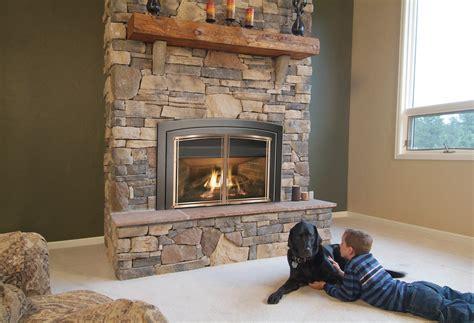 Gas Fireplaces : Rodman's Heating