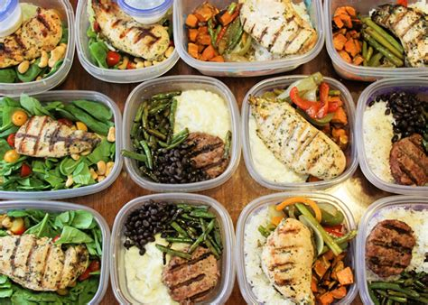 food prep meals food prep made easy 187 the four percent