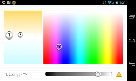 color change hue colour change ausdroid