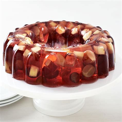 fruit jello sangria jello recipe eatingwell