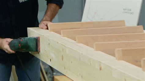 como hacer una escalera de canas sube un altillo y haz una escalera de madera firme y