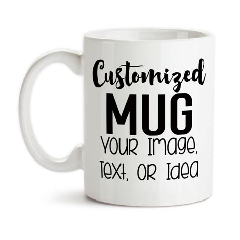 design your own mug wrap around design and customize your own mug personalize your text