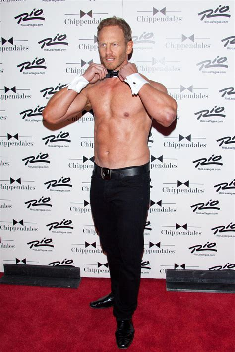 ian ziering chippendales ian ziering debuts as new celebrity guest star of