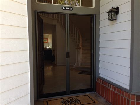 sliding screen door frame doors outstanding retractable sliding screen door sliding