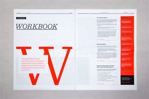 editorial design inspiration 99u magazine