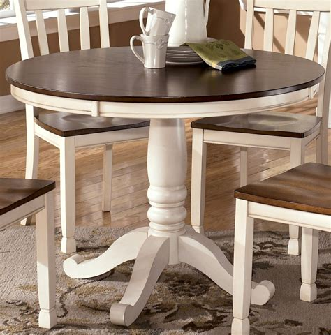 whitesburg dining table from d583 15b 15t