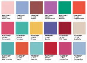 pantone colour of the year pantone kleuren 2017