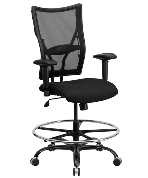 Heavy Duty Drafting Stool by Btod Heavy Duty Mesh Back Drafting Stool Foot Ring