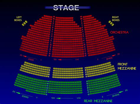 barrymore theatre seating view ethel barrymore theatre broadway seating chart history