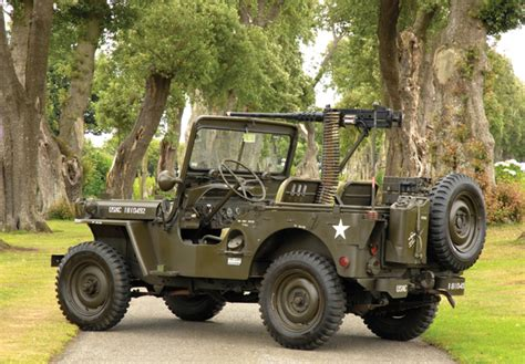 52 Willys Jeep Photos Of Willys M38 Jeep Mc 1950 52