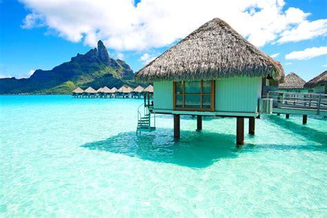 bora bora water bungalow prices the top 10 travel destinations according to