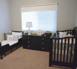 Toddler Room Ideas For A Nursery Real Nursery Tour A Shared Room For Baby And Toddler