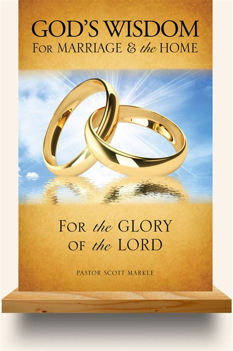 the concept marriage god s way books god s wisdom for marriage the home