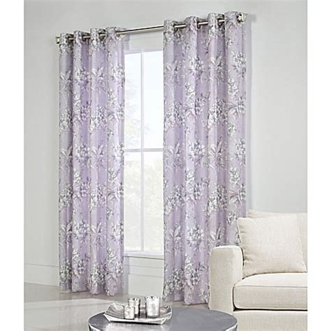 commonwealth curtains buy commonwealth home fashions caldwell 63 inch grommet